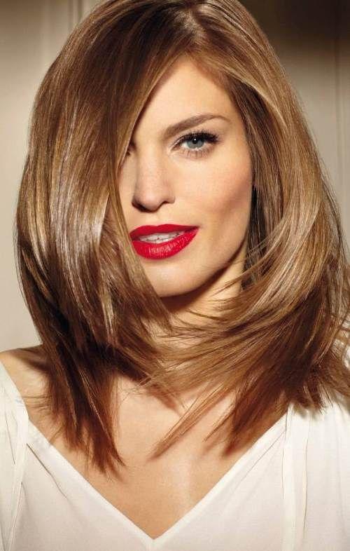 25 Stunning Hairstyles For Medium Hair Trendynesia