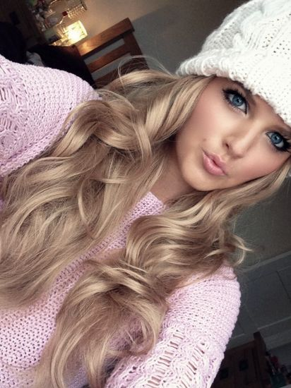 Champagne Blonde Your Light Brown: 24 Champagne Blonde Hairstyles