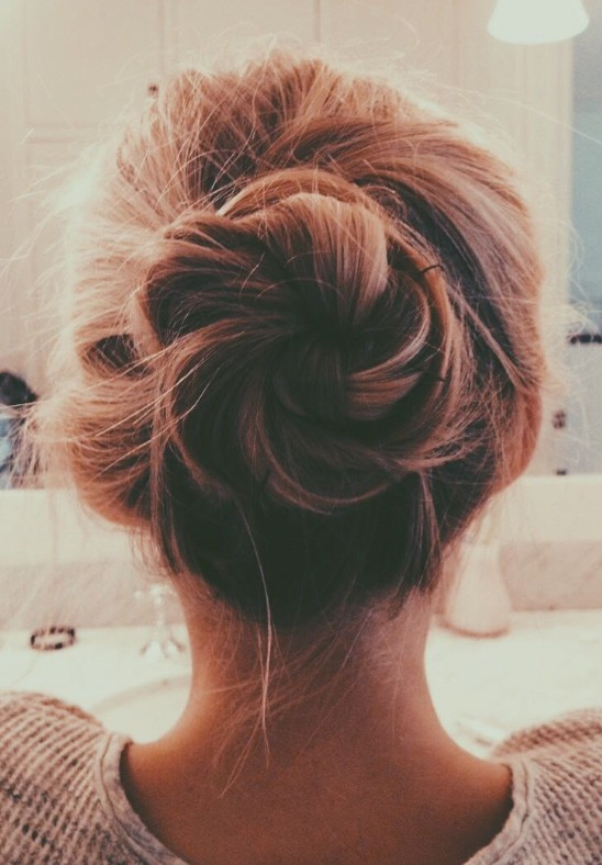 40 Glamorous Updo Hairstyles Trendynesia